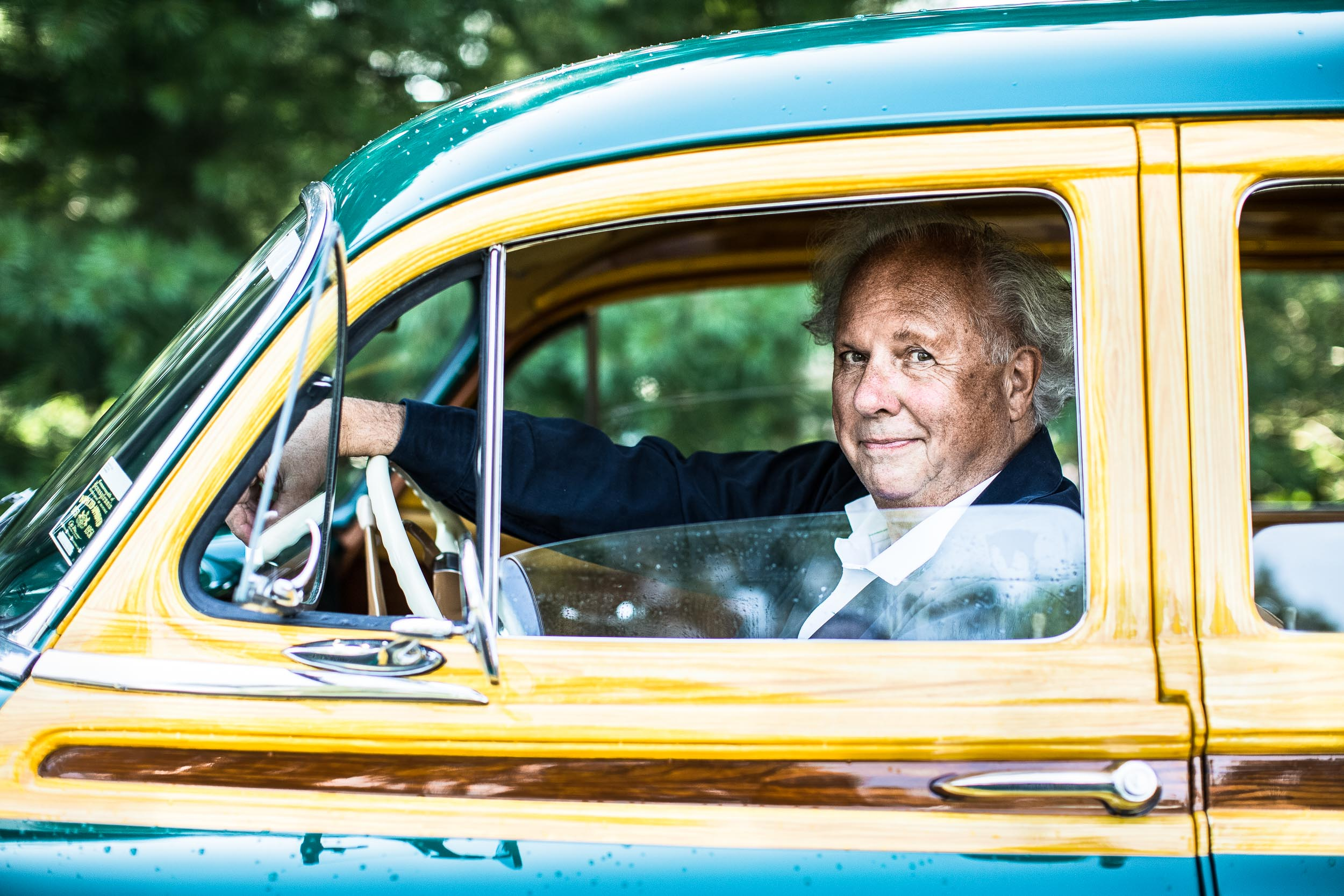 Portrait of GraydonCarter_51Chevy-98