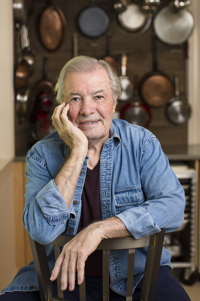 SLUG: House Call - Jacques Pepin
